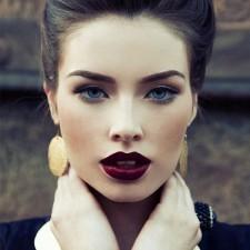 Beleza invernal: A tendência dos lábios tintos