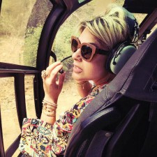 Passeio de helicóptero em Saint-Tropez