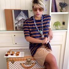 Preview da coleção de alta-joalheria da Louis Vuitton