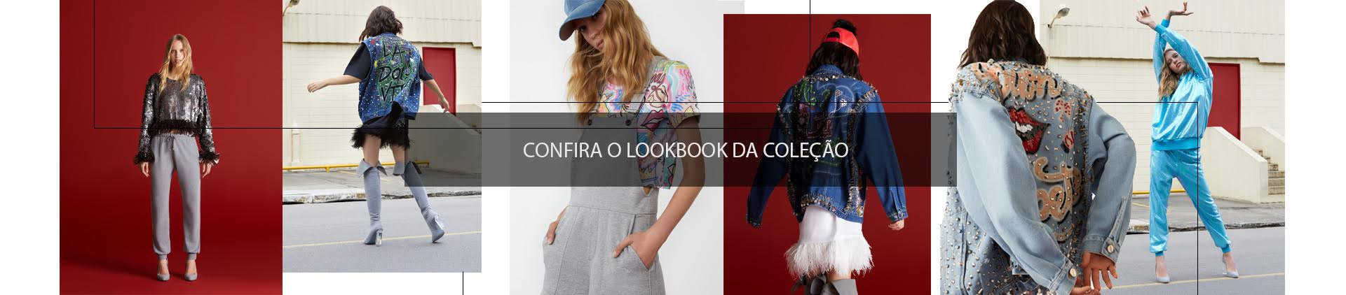 LOOKBOOK – COLEÇÃO LA DOLCE VITA