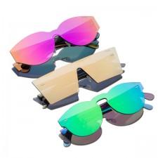 Glimpse of summer: Óculos de sol de inspiração futurista para turbinar o seu verão