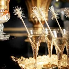 Happy New Year! Ideias para decorar a mesa no Ano Novo