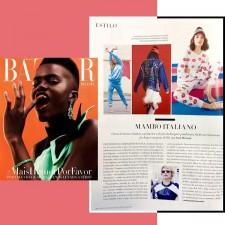 Harper's Bazaar Brasil: Primeira coleção de Andressa Salomone já chega com gosto de hit