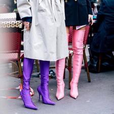 Trendy now: 3 tendências de botas que você ainda verá muito neste Inverno