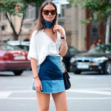 Patchwork Denim: O jeans customizado com retalhos é o item-statement do momento