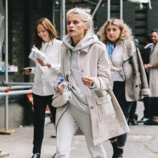 Comfy Style: Como Usar Look Monocromático de Moletom
