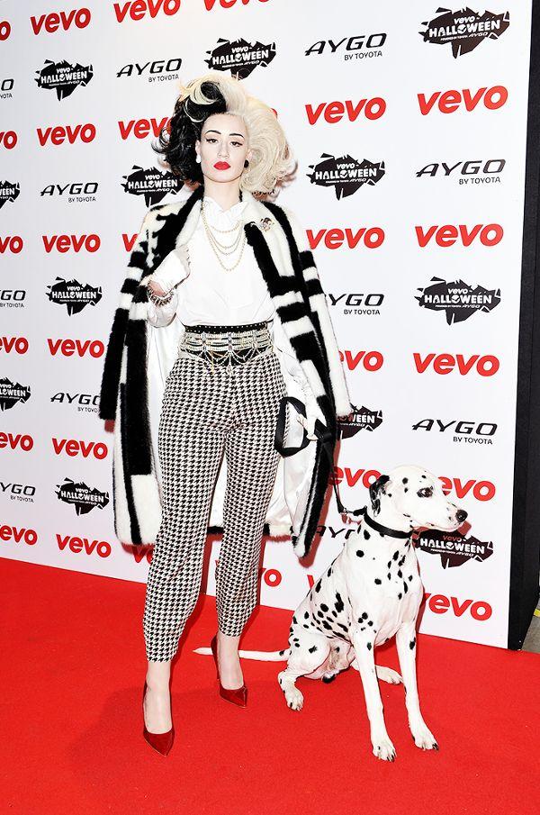 Iggy Azalea como Cruella de Vil